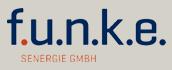 Logo Firma f.u.n.k.e. SENERGIE
