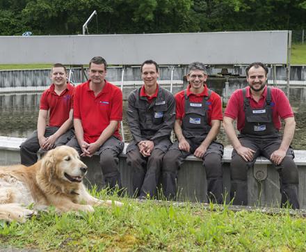 Otte Energietechnik Team